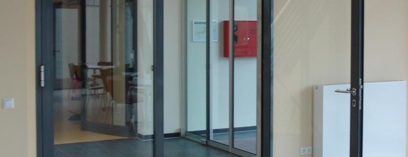 Brandschutztüren & Rauchschutztüren