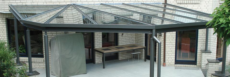 Terrassendächer & Haustürvordächer