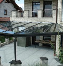 Terrassendach 4